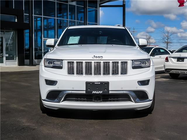 2015 Jeep Grand Cherokee Summit (Stk: 38668A) in Kitchener - Image 2 of 23