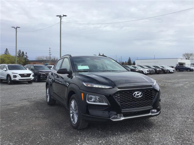 2019 Hyundai KONA 2.0L Preferred (Stk: R95874) in Ottawa - Image 1 of 11
