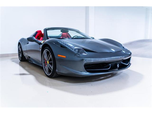 2012 Ferrari 458 Spider Base (Stk: UC1442) in Calgary - Image 1 of 22