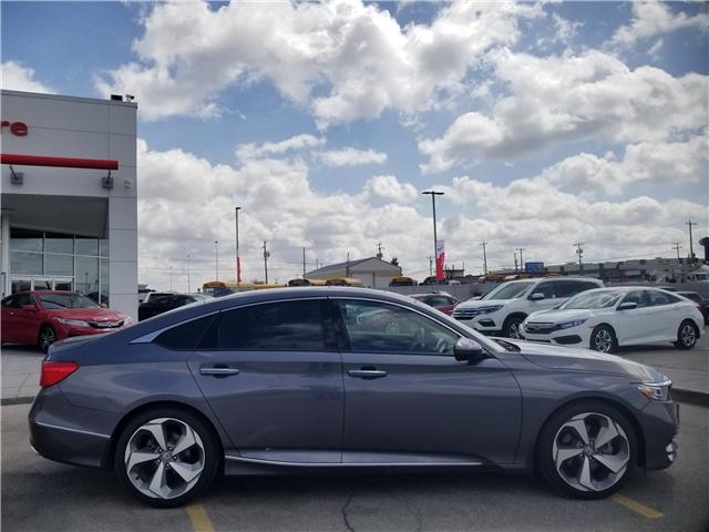 2018 Honda Accord Touring 2.0T (Stk: 2180903D) in Calgary - Image 2 of 30