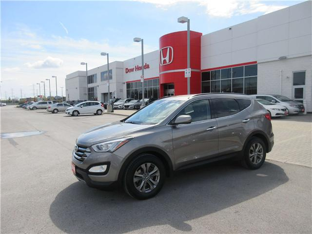 2014 Hyundai Santa Fe Sport 2.4 Premium (Stk: 27031A) in Ottawa - Image 1 of 11