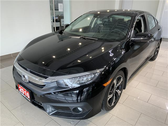 2016 Honda Civic Touring (Stk: 16135A) in North York - Image 1 of 14