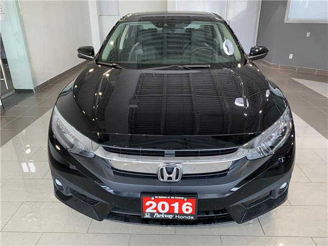 2016 Honda Civic Touring (Stk: 16135A) in North York - Image 2 of 14