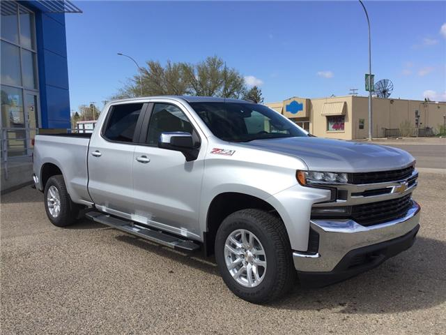 2019 Chevrolet Silverado 1500 LT (Stk: 204786) in Brooks - Image 1 of 19