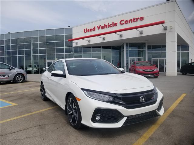 2018 Honda Civic Si (Stk: 2180690D) in Calgary - Image 1 of 30