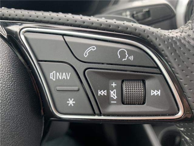 2017 Audi S3 2.0T Technik (Stk: L8591) in Oakville - Image 16 of 23