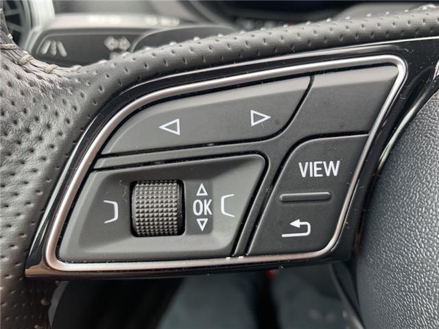 2017 Audi S3 2.0T Technik (Stk: L8591) in Oakville - Image 15 of 23