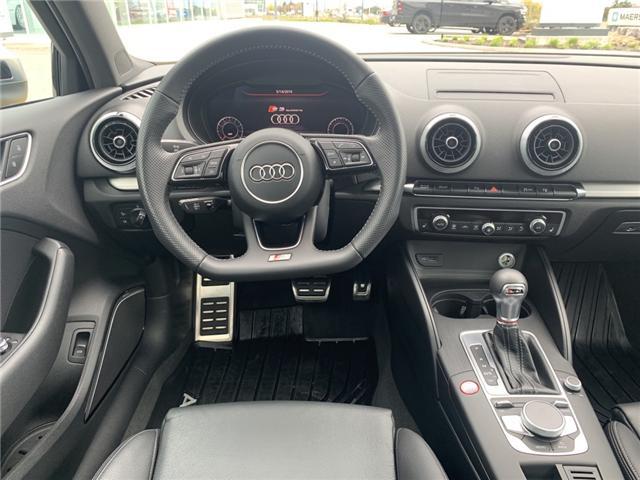 2017 Audi S3 2.0T Technik (Stk: L8591) in Oakville - Image 23 of 23