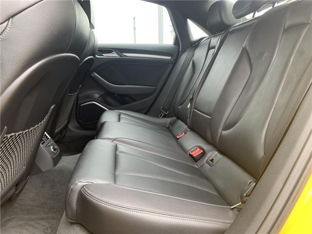 2017 Audi S3 2.0T Technik (Stk: L8591) in Oakville - Image 11 of 23
