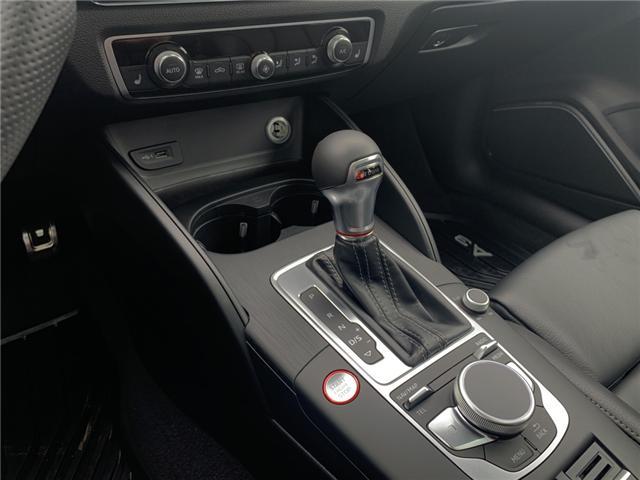 2017 Audi S3 2.0T Technik (Stk: L8591) in Oakville - Image 21 of 23