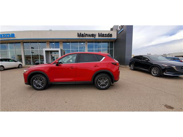 2017 Mazda CX-5 GS (Stk: M19170A) in Saskatoon - Image 1 of 27