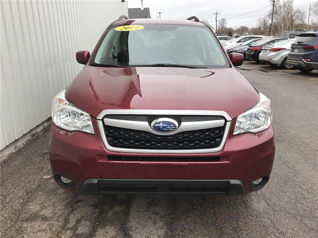 2014 Subaru Forester 2.5i Convenience Package (Stk: SUB1774A) in Charlottetown - Image 2 of 19