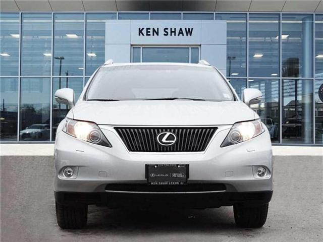 2011 Lexus RX 350 Base (Stk: 16089AB) in Toronto - Image 2 of 21
