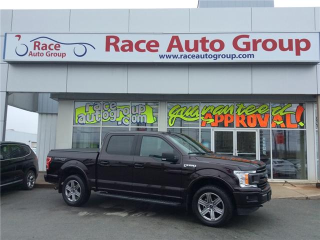 2018 Ford F-150 XLT (Stk: 16638) in Dartmouth - Image 1 of 23