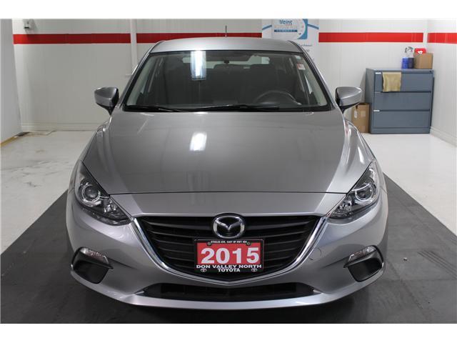 2015 Mazda Mazda3 GX (Stk: 298160S) in Markham - Image 3 of 24