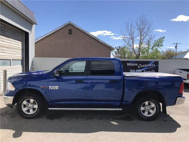 2016 RAM 1500 SLT (Stk: 14820) in Fort Macleod - Image 2 of 18