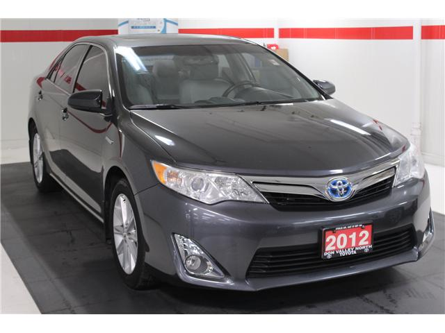 2012 Toyota Camry Hybrid XLE (Stk: 298190S) in Markham - Image 2 of 26