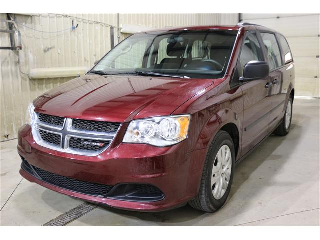 2017 Dodge Grand Caravan CVP/SXT (Stk: KT046A) in Rocky Mountain House - Image 1 of 20