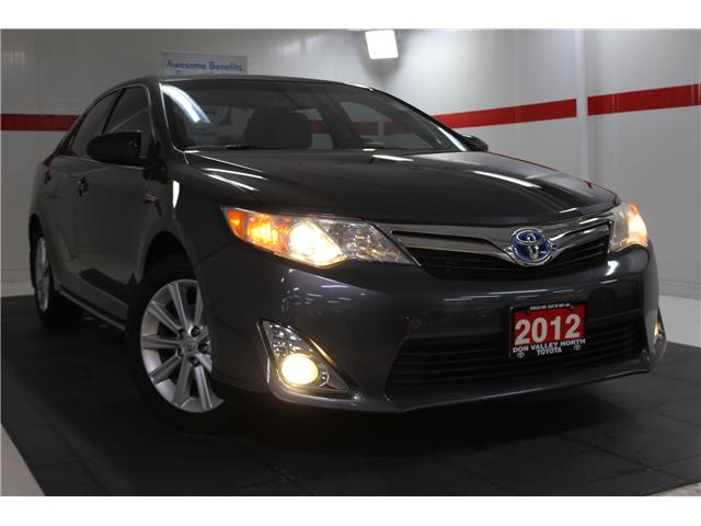 2012 Toyota Camry Hybrid XLE (Stk: 298190S) in Markham - Image 1 of 26