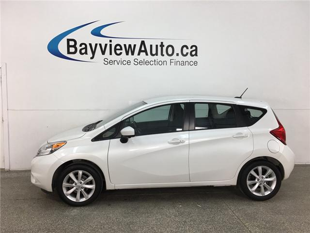 2015 Nissan Versa Note 1.6 SL (Stk: 34890J) in Belleville - Image 1 of 23