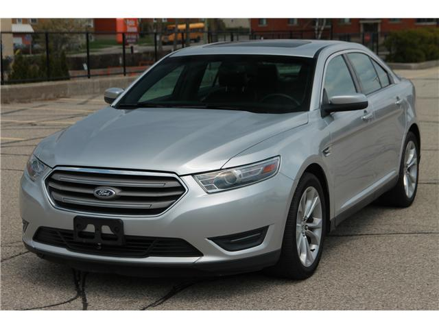 2013 Ford Taurus SEL (Stk: 1905197) in Waterloo - Image 1 of 25