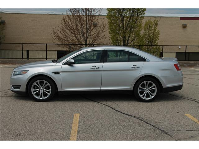2013 Ford Taurus SEL (Stk: 1905197) in Waterloo - Image 2 of 25