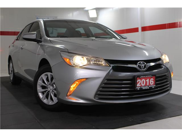 2016 Toyota Camry LE (Stk: 297982S) in Markham - Image 1 of 24