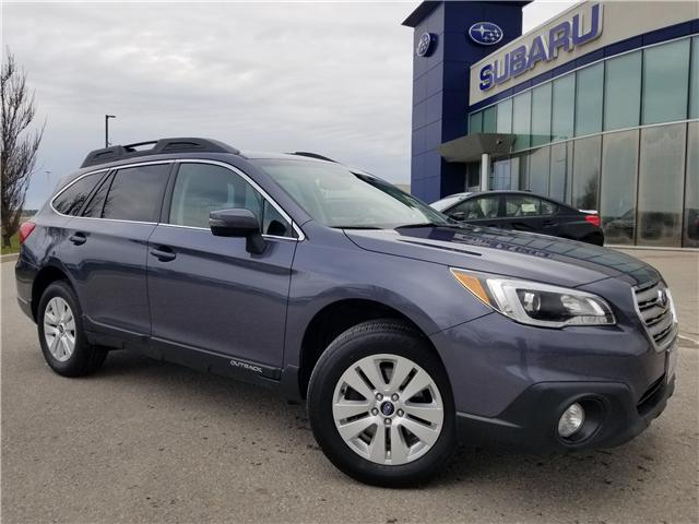2016 Subaru Outback 2.5i Touring Package (Stk: SUB1431) in Innisfil - Image 1 of 17