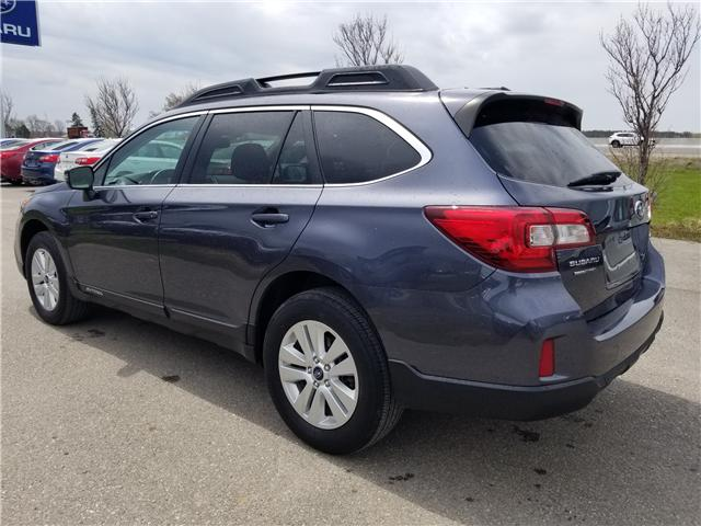 2016 Subaru Outback 2.5i Touring Package (Stk: SUB1431) in Innisfil - Image 8 of 17