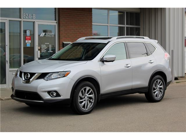 2015 Nissan Rogue SL (Stk: 801310) in Saskatoon - Image 1 of 24