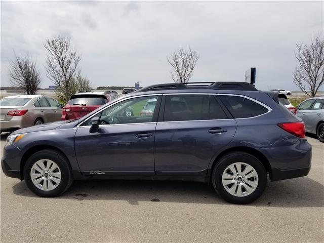 2016 Subaru Outback 2.5i Touring Package (Stk: SUB1431) in Innisfil - Image 9 of 17