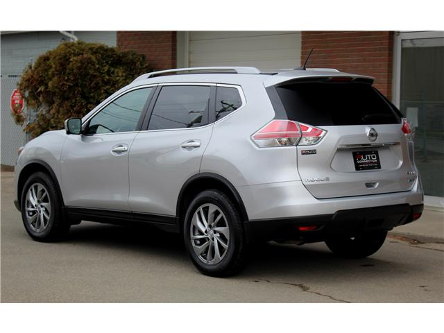 2015 Nissan Rogue SL (Stk: 801310) in Saskatoon - Image 2 of 24
