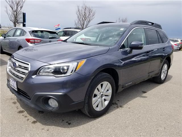 2016 Subaru Outback 2.5i Touring Package (Stk: SUB1431) in Innisfil - Image 10 of 17