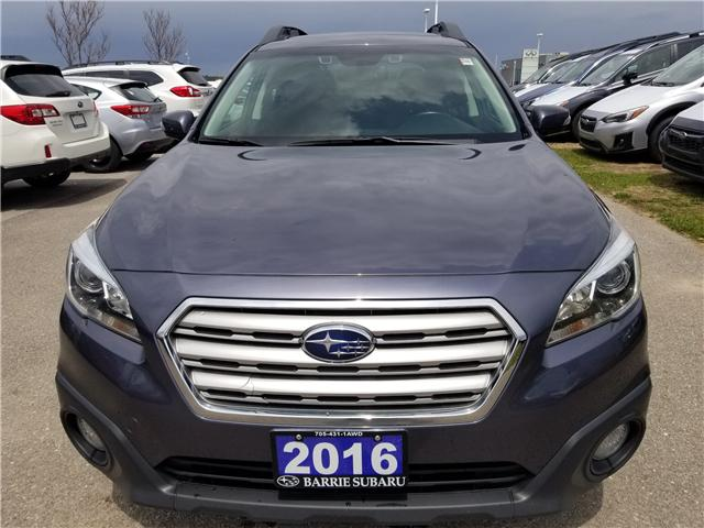 2016 Subaru Outback 2.5i Touring Package (Stk: SUB1431) in Innisfil - Image 2 of 17