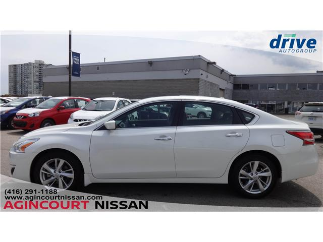 2015 Nissan Altima 2.5 SV (Stk: U12514) in Scarborough - Image 2 of 23