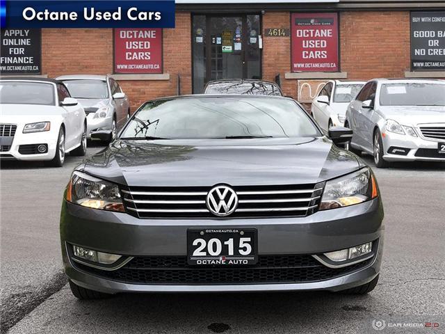 2015 Volkswagen Passat 1.8 TSI Comfortline (Stk: ) in Scarborough - Image 2 of 24