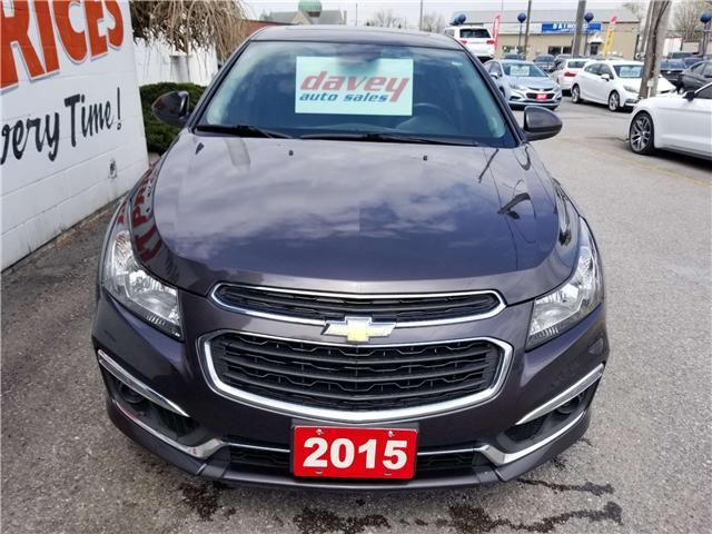2015 Chevrolet Cruze LTZ (Stk: 19-338) in Oshawa - Image 2 of 16