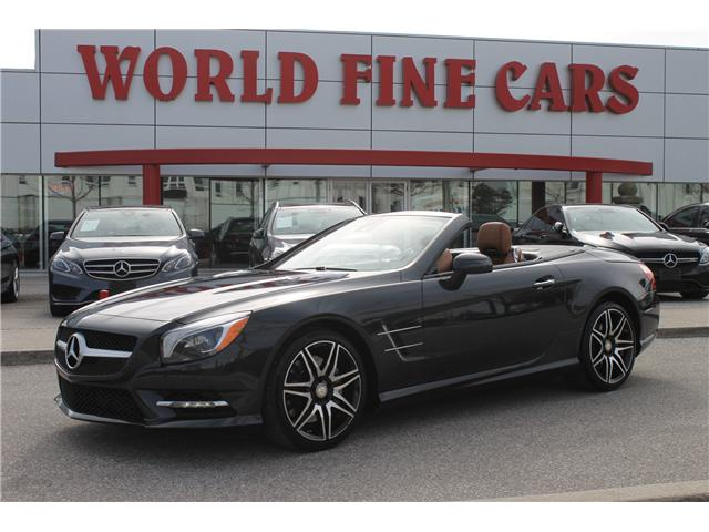 2016 Mercedes-Benz SL-Class Base (Stk: 16795) in Toronto - Image 1 of 30
