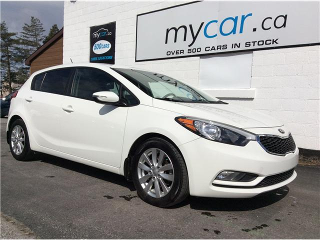 2015 Kia Forte 2.0L LX+ (Stk: 190561) in Richmond - Image 1 of 19