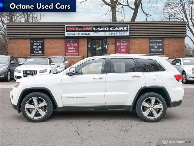 2014 Jeep Grand Cherokee Limited (Stk: ) in Scarborough - Image 3 of 22