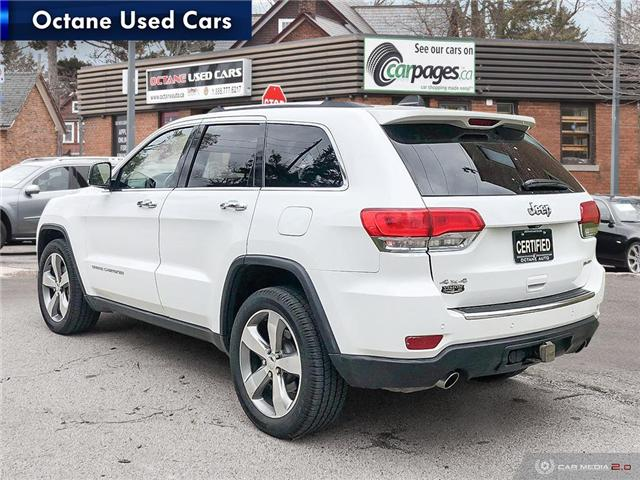 2014 Jeep Grand Cherokee Limited (Stk: ) in Scarborough - Image 4 of 22