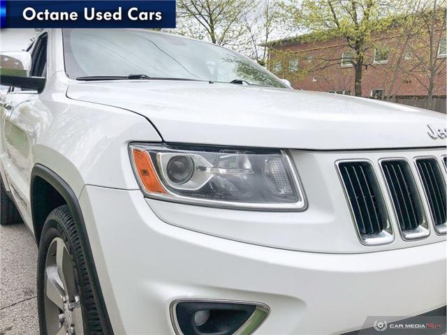 2014 Jeep Grand Cherokee Limited (Stk: ) in Scarborough - Image 7 of 22