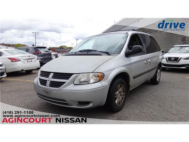 2006 Dodge Caravan Base (Stk: KW216347B) in Scarborough - Image 1 of 13