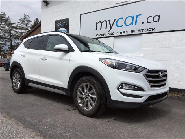2018 Hyundai Tucson SE 2.0L (Stk: 190627) in North Bay - Image 1 of 21