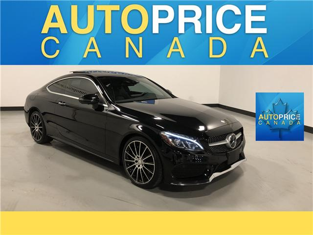 2017 Mercedes-Benz C-Class Base (Stk: H0304) in Mississauga - Image 1 of 30