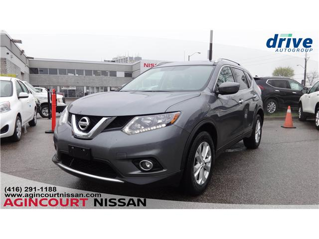 2016 Nissan Rogue SV (Stk: KN105475A) in Scarborough - Image 1 of 23