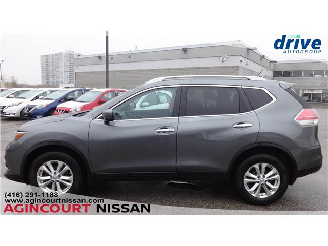 2016 Nissan Rogue SV (Stk: KN105475A) in Scarborough - Image 2 of 23