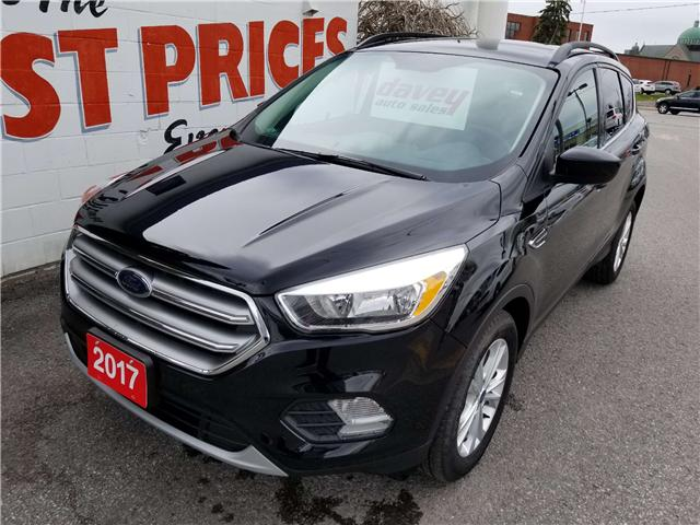2017 Ford Escape SE (Stk: 19-277) in Oshawa - Image 1 of 14