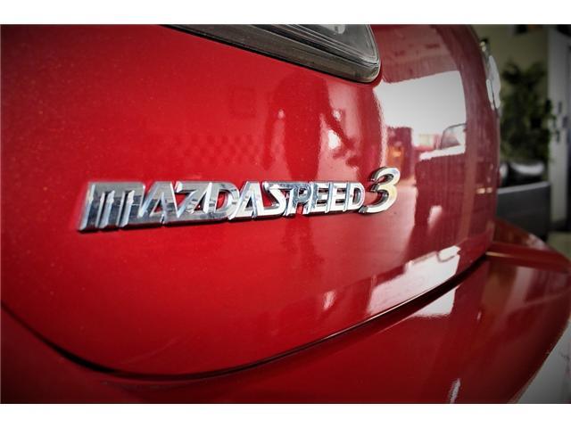 2013 Mazda MazdaSpeed3 MSP3 (Stk: -) in Bolton - Image 11 of 24