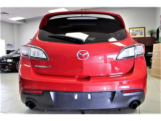 2013 Mazda MazdaSpeed3 MSP3 (Stk: -) in Bolton - Image 4 of 24